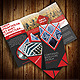 Red Creative Tri-Fold Brochure Templa - GraphicRiver Item for Sale