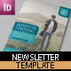 Business Newsletter Vol VII - GraphicRiver Item for Sale