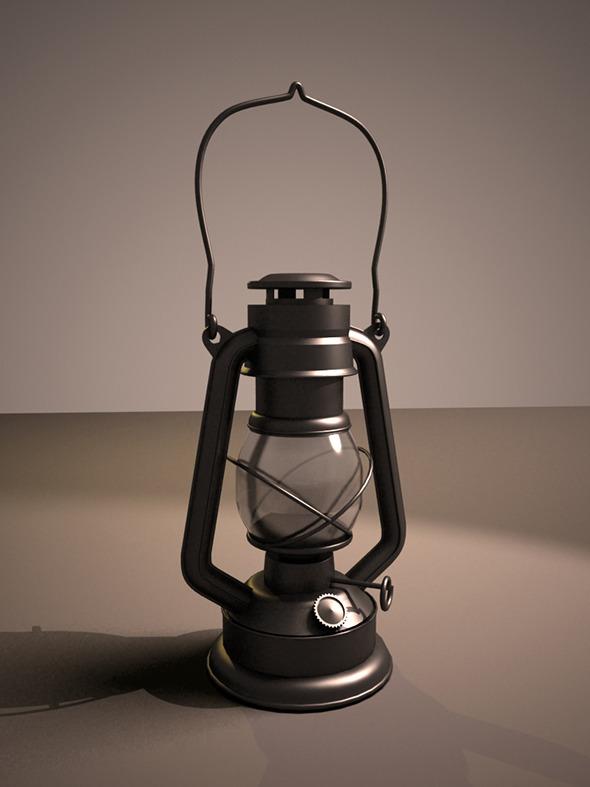 3DOcean Lantern 7523276