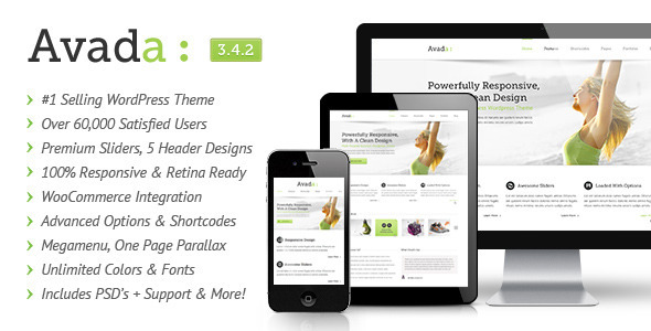 Avada | Responsive Multi-Purpose Theme