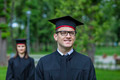 Portrait of a Young Man in the Graduation Day  - PhotoDune Item for Sale