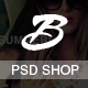 The Bohase Shop - PSD Template - ThemeForest Item for Sale