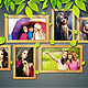 Woody Photo Collage Template - GraphicRiver Item for Sale