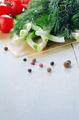 Fresh organic vegetable set - PhotoDune Item for Sale