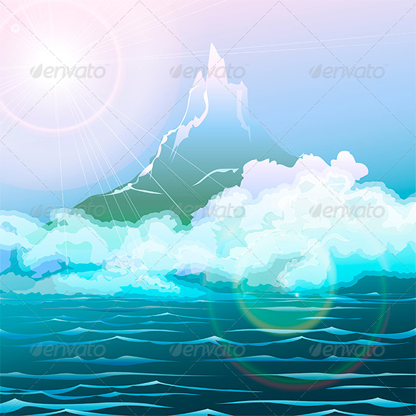 GraphicRiver The Seascape 7527739