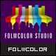 FolwColor Studio Corporate Identity - GraphicRiver Item for Sale