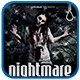 Nightmare Flyer Template - GraphicRiver Item for Sale