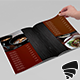 Elegant Restaurant Menu 05 - GraphicRiver Item for Sale