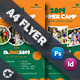 Summer Camp Flyer Templates - GraphicRiver Item for Sale