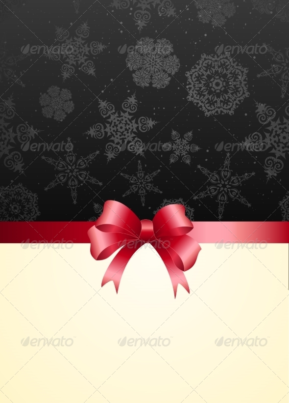 GraphicRiver Christmas Card 7550853