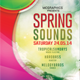 Spring Sounds Flyer Template - GraphicRiver Item for Sale
