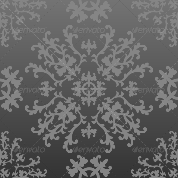 GraphicRiver Seamless Floral Pattern 7554028