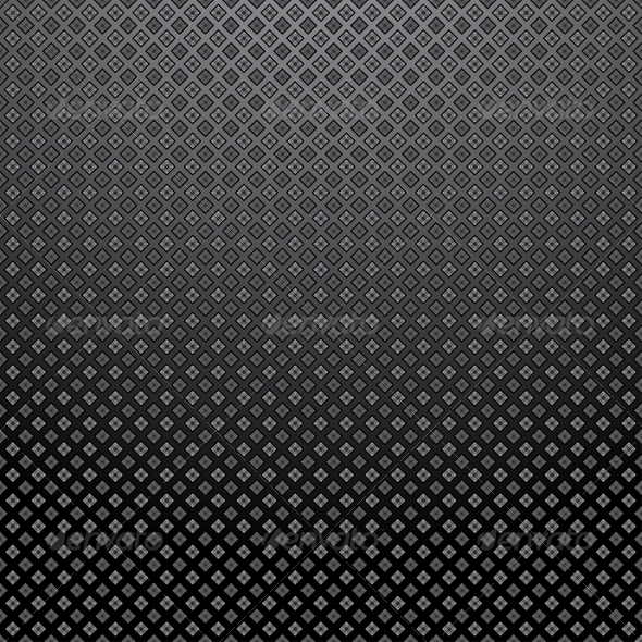 GraphicRiver Metal Dark Pattern 7554902