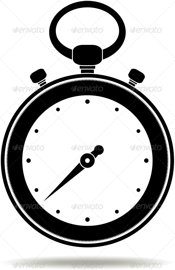 GraphicRiver Stopwatch Icon 7555498