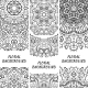 Tribal Banners - GraphicRiver Item for Sale