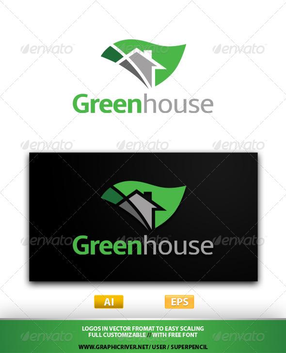 GraphicRiver GreenHouse 7560205