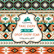 Tribal Pattern - GraphicRiver Item for Sale