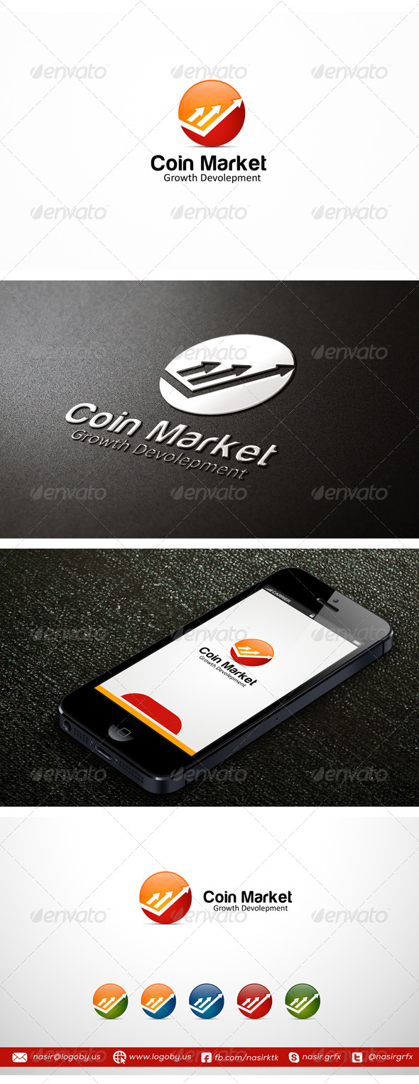 GraphicRiver Trading Graph 7560808