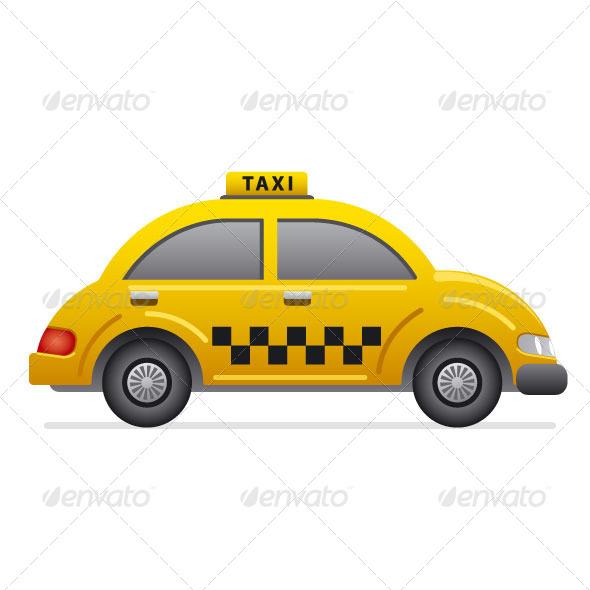 GraphicRiver Taxi 7562222
