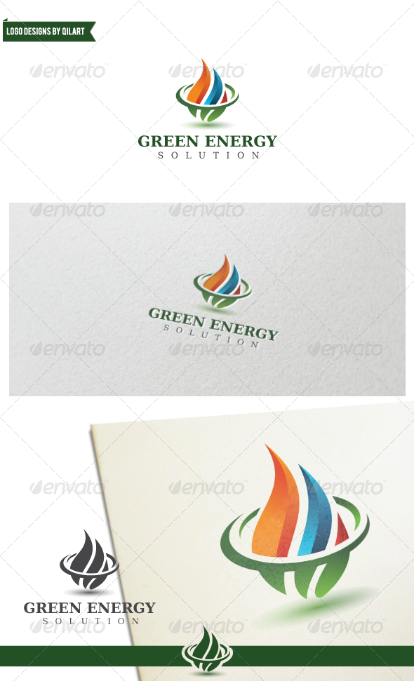 GraphicRiver Green Energy Solution 7562664
