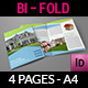 Real Estate Company Brochure Bi Fold Template Vol2 - GraphicRiver Item for Sale