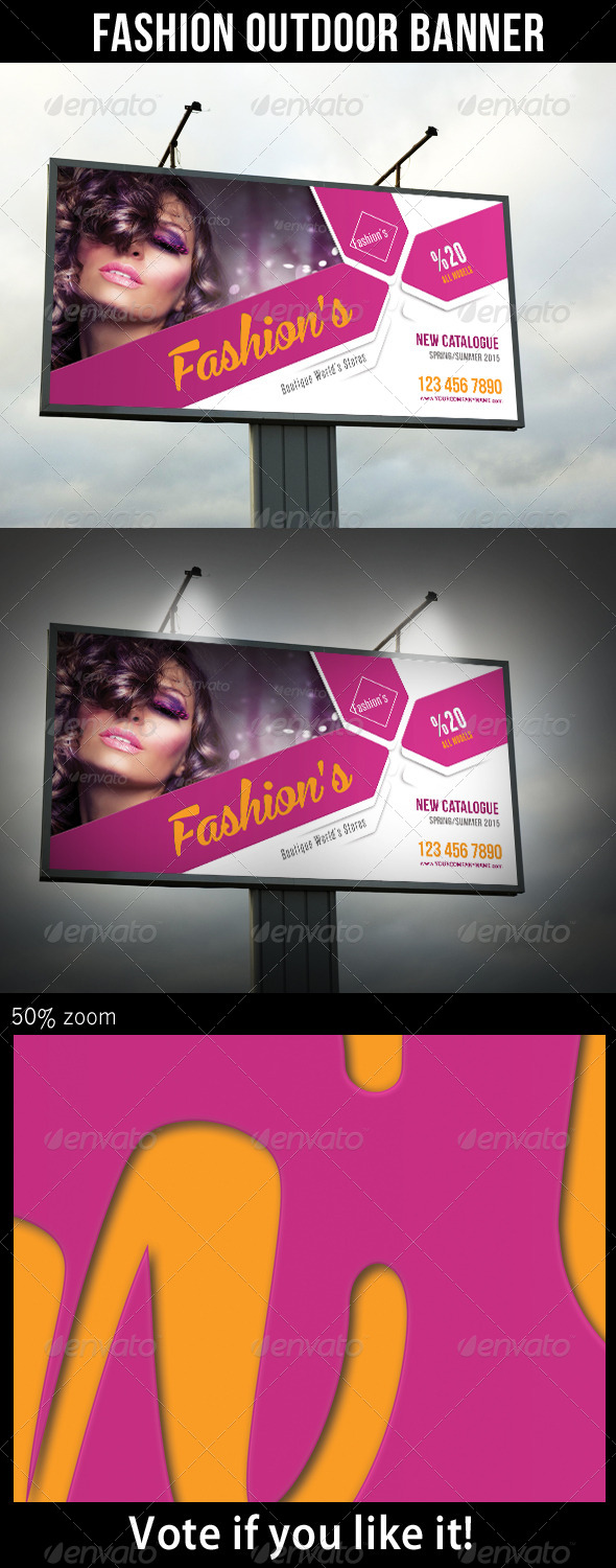 GraphicRiver Fashion Outdoor Banner 24 7564508