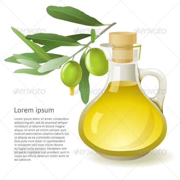 GraphicRiver Olive Oil 7565036