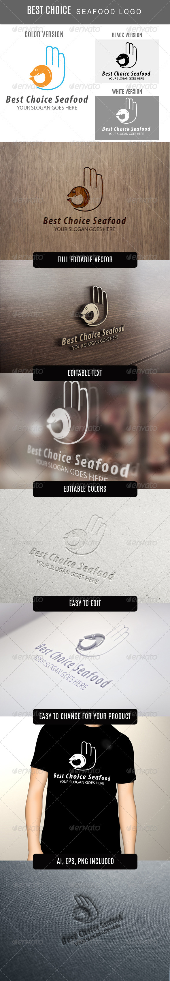 GraphicRiver Best Choice Sefood 7535430