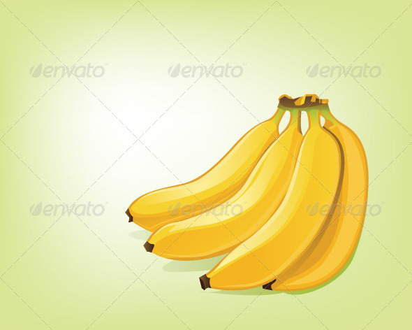 GraphicRiver Bananas 7566517