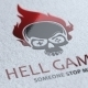 Hell Gamer Logo - GraphicRiver Item for Sale