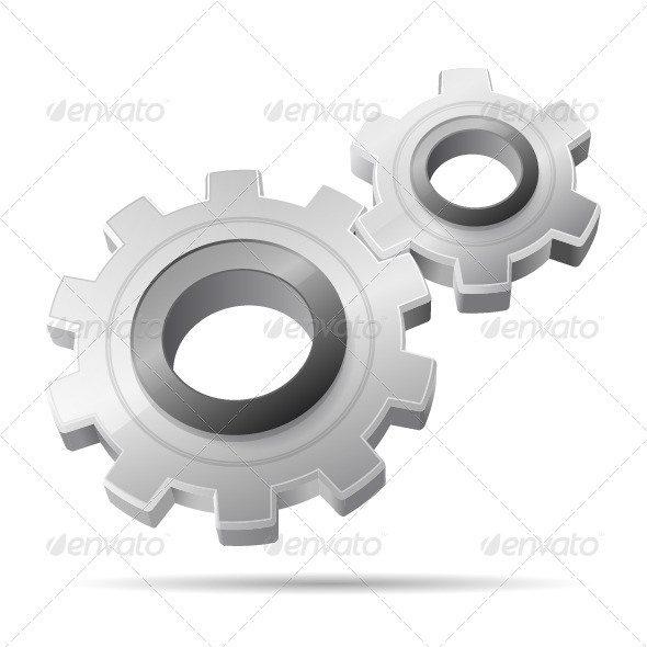 GraphicRiver Gears 7568336