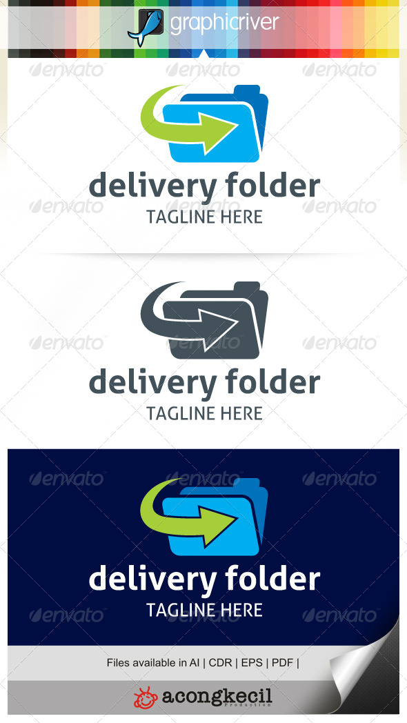 GraphicRiver Delivery Folder 7570030