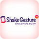 ShakeGesture - Bonus & Iphone, Ipad App with iAd - CodeCanyon Item for Sale