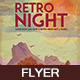 Retro Night V19 - GraphicRiver Item for Sale
