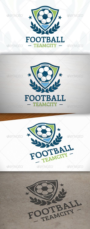 GraphicRiver Football Team Logo 7573134