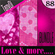 Love & Something More | Bundle - GraphicRiver Item for Sale