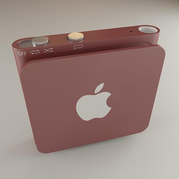 3DOcean Ipod shuffle 7576491