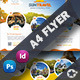 Travel Tour Flyer Templates - GraphicRiver Item for Sale