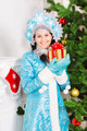 Smiling snow maiden - PhotoDune Item for Sale