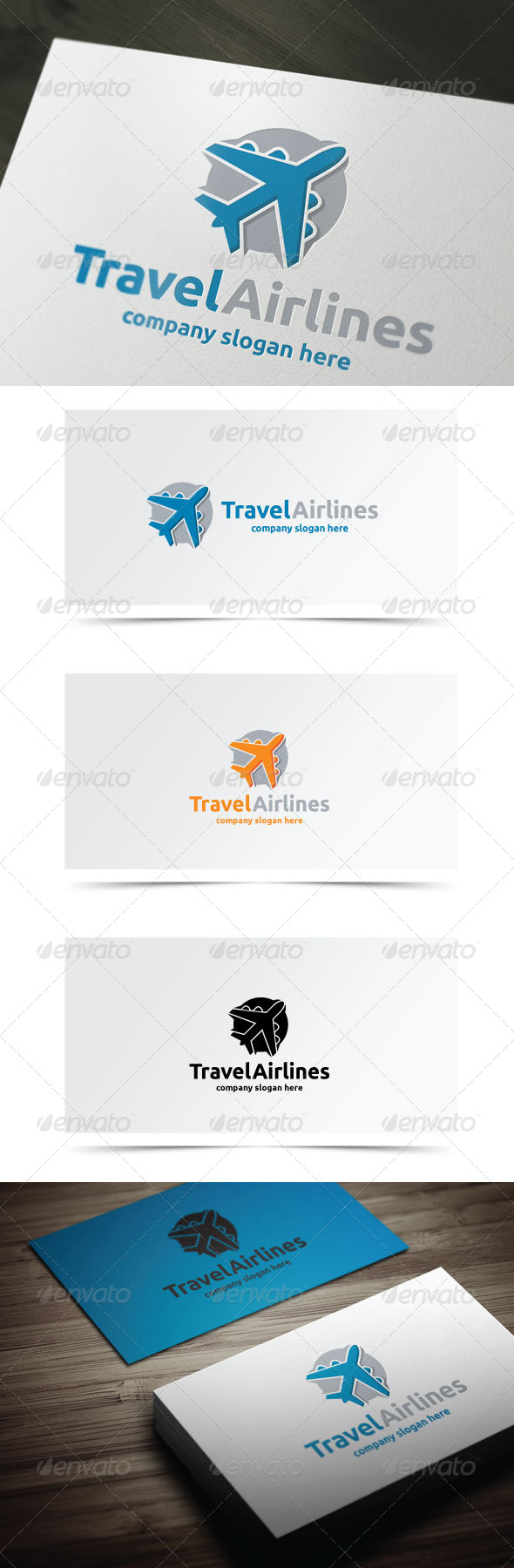 GraphicRiver Travel Airlines 7584457