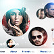 6 Abstract Facebook Timeline Cover