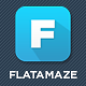 Flatamaze UI Kit - GraphicRiver Item for Sale