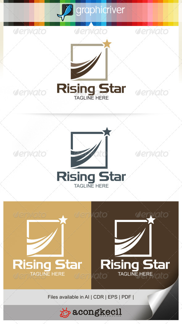 GraphicRiver Rising Star V.5 7590816
