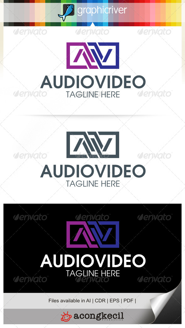 GraphicRiver Audio Video V.4 7590870