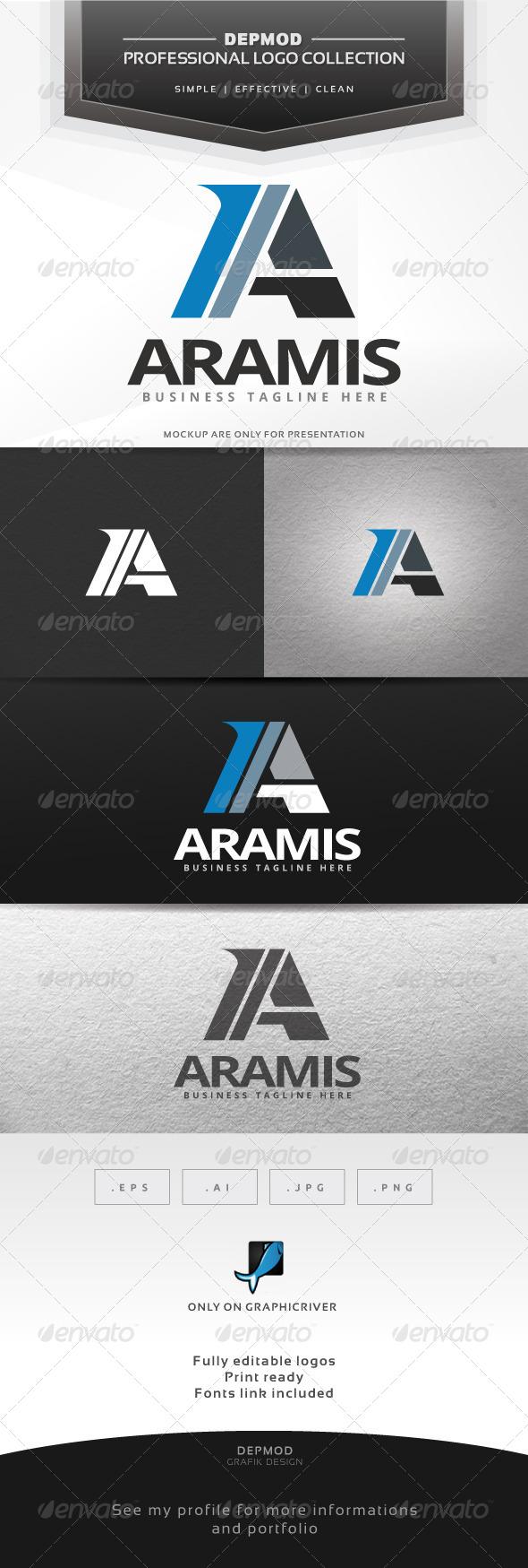 GraphicRiver Aramis Logo 7591236