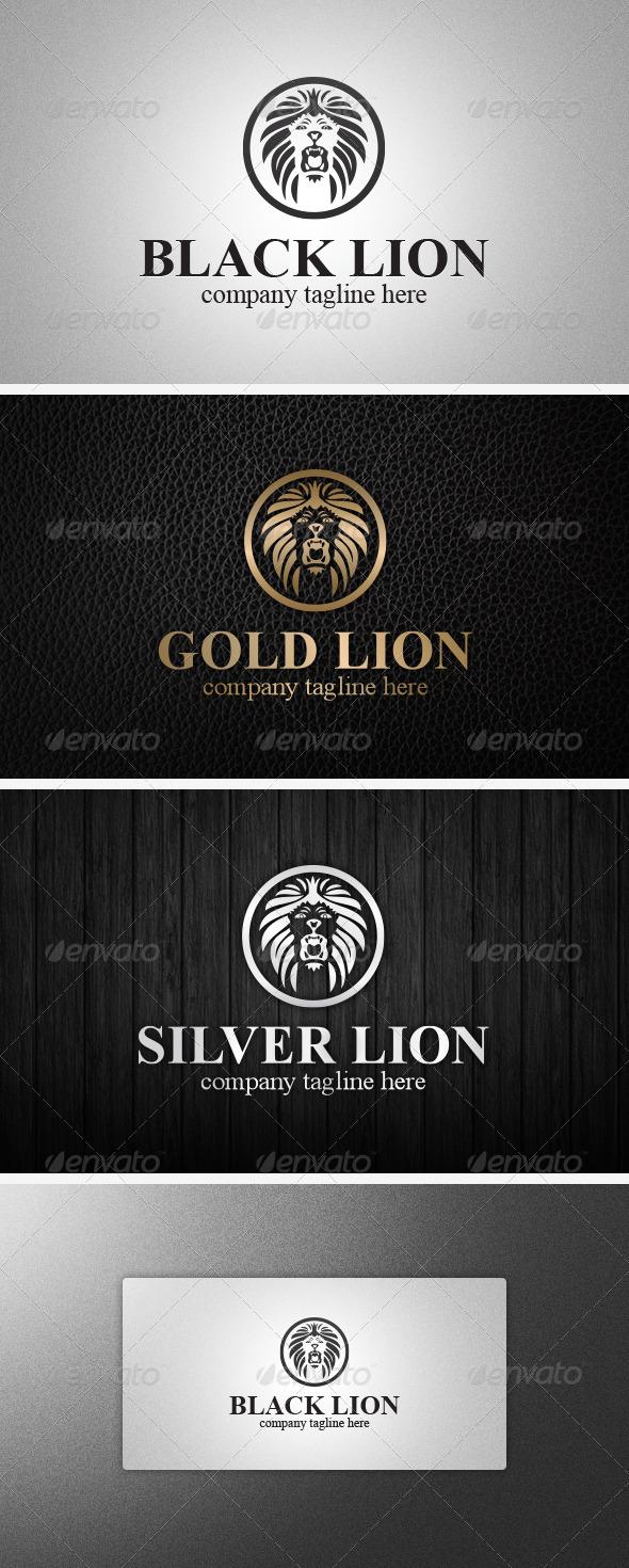 GraphicRiver Lion Head Logo 7590759