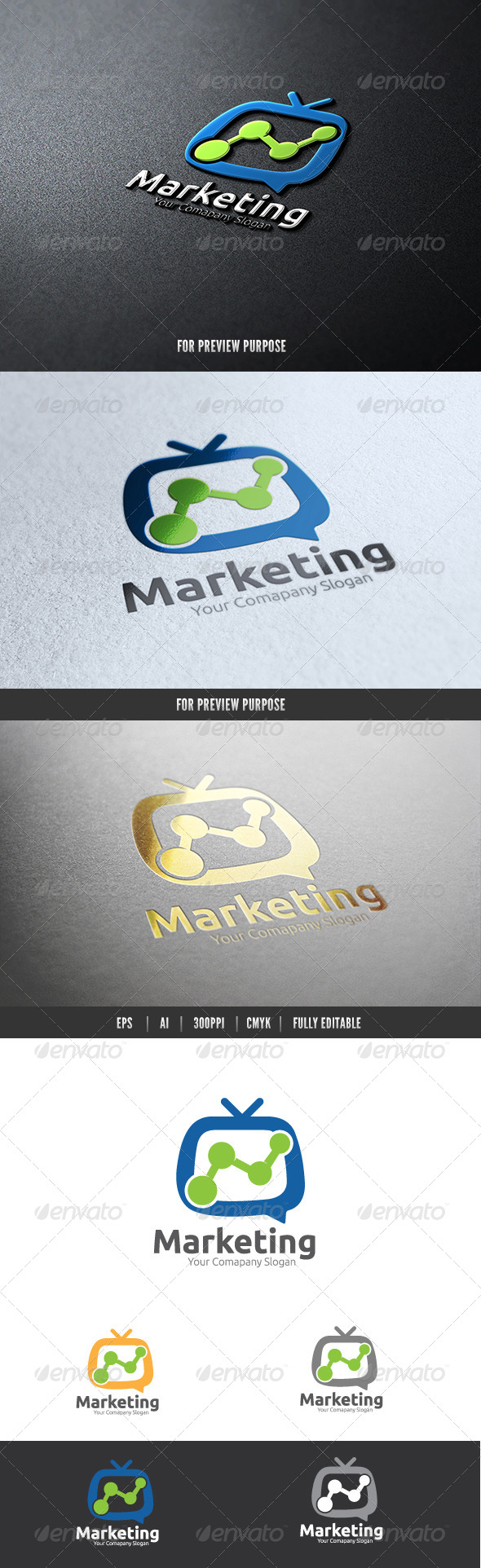 GraphicRiver Marketing II 7598371