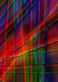 Abstract Bright Background of radiant Colored Stripes  - PhotoDune Item for Sale
