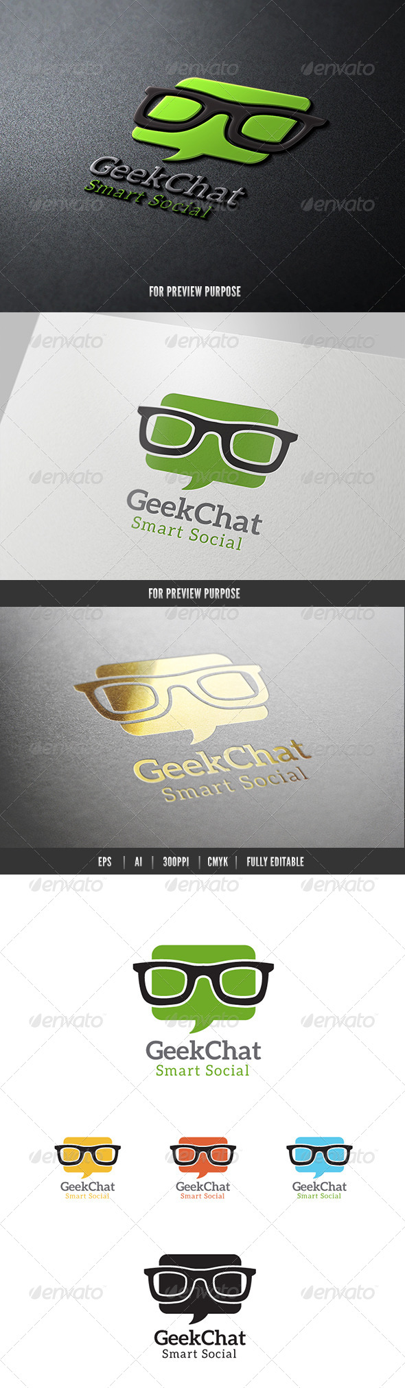 GraphicRiver Geek Chat 7601279