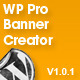 WP PRO Banner Creator - CodeCanyon Item for Sale